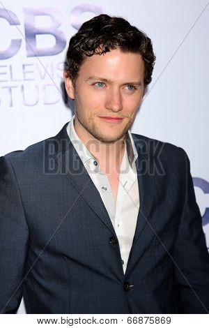 LOS ANGELES - MAY 19:  Jon Fletcher at the CBS Summer Soiree at the London Hotel on May 19, 2014 in West Hollywood, CA