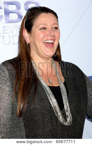 LOS ANGELES - MAY 19:  Camryn Manheim at the CBS Summer Soiree at the London Hotel on May 19, 2014 in West Hollywood, CA