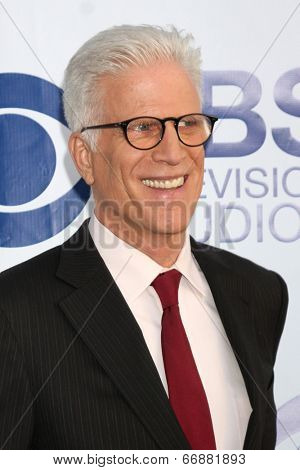 LOS ANGELES - MAY 19:  Ted Danson at the CBS Summer Soiree at the London Hotel on May 19, 2014 in West Hollywood, CA