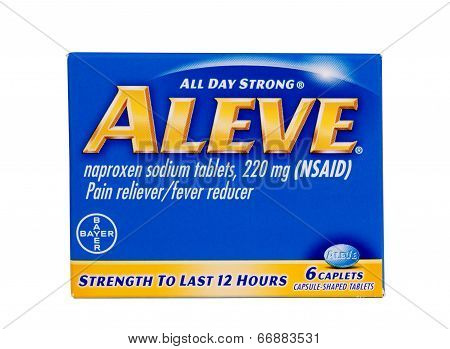 Aleve Pain Medication