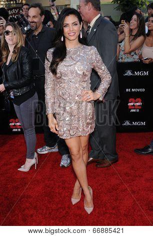 LOS ANGELES - JUN 09:  Jenna Dewan-Tatum arrives to the