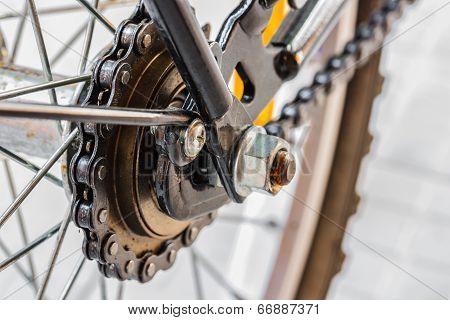 Bicycle Gearweel