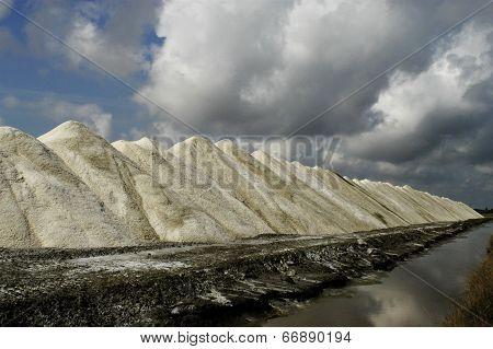 Saline Aigues-mortes