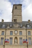 image of dukes  - City Hall in the Palace of Dukes and Estates of Burgundy - JPG