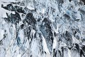 picture of jade blue  - Jade dragon snow mountain in Yunnan China - JPG