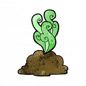 foto of smelly  - cartoon smelly poop - JPG