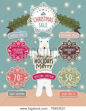 Happy Christmas Sale