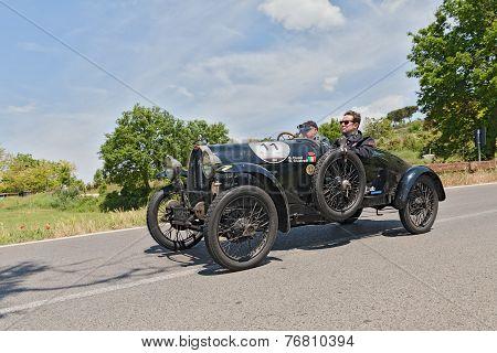 Bugatti T 23 Brescia Modifiee (1923) In Mille Miglia 2014