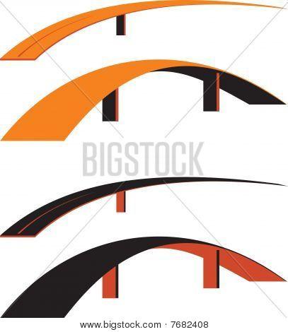 矢量桥梁 库存矢量图和库存照片 | bigstock