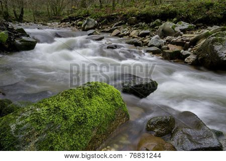 Water Over The River rocks