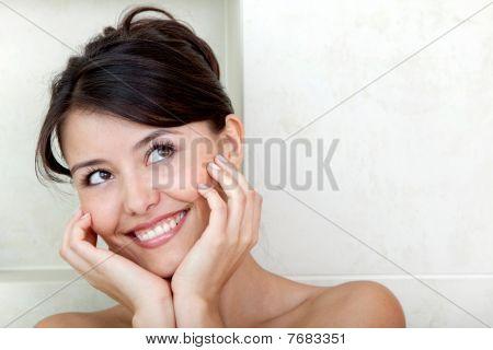 Beauty Female Portrait