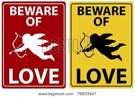 Beware Of Love Icon