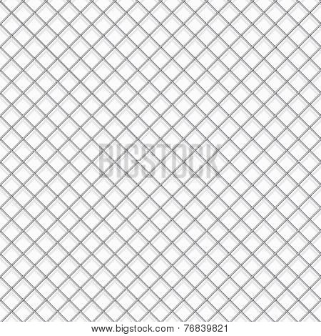 Seamless cage texture for background.