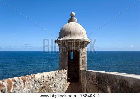 Castillo San Felipe Del Morro.
