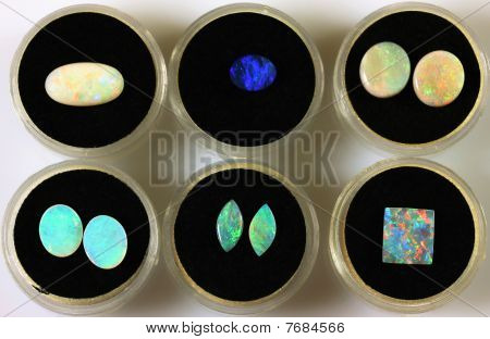 Opal Cabochons Gemstones