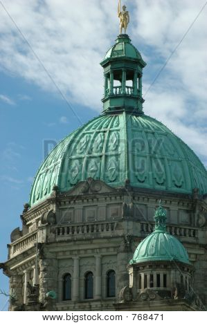 Dome of Legislature