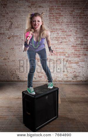 Female Rocker