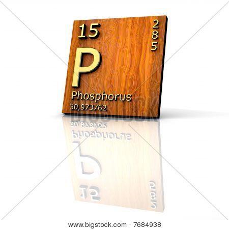 Phosphorus Form Periodic Table Of Elements