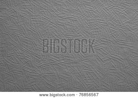 Painted Paper Or Cardboard Of Gray Color