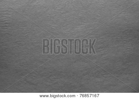 Smooth Texture Blank Paper Of Gray Color