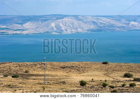 Lake Of Galilee