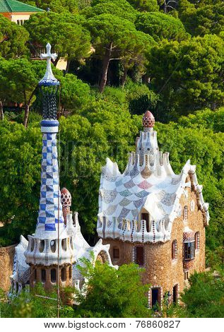Views from the Parc Guell