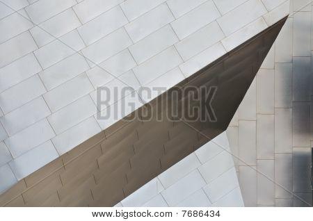 Titanium Roof Detail