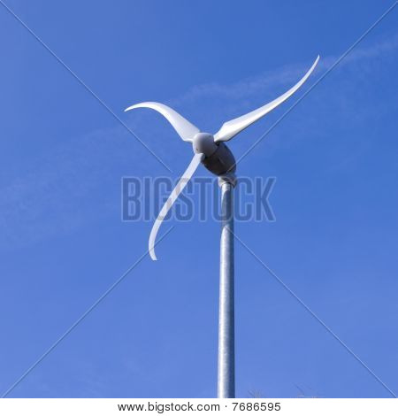 Wind Mill Spinning