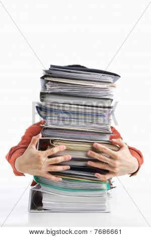 Pile Of Workload