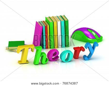 Theory Inscription Bright Volume Letter