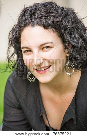 Portrait Of Kelly