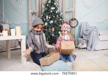 Happy New Year Children