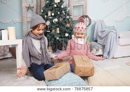 Happy Children New Year