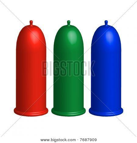 Condones de RGB