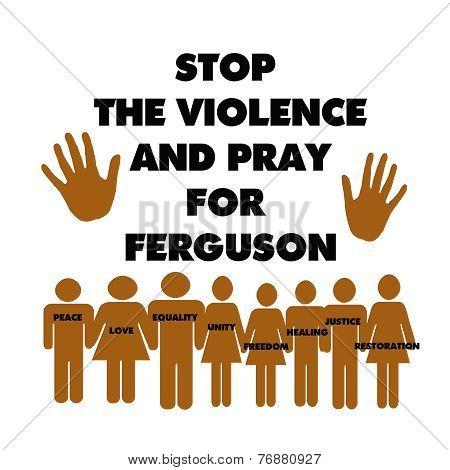 Pray for Ferguson