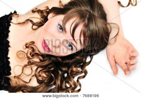 Girl With Wonderful Hair