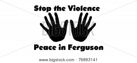 Peace in Ferguson