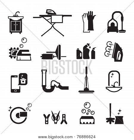 purity icons set