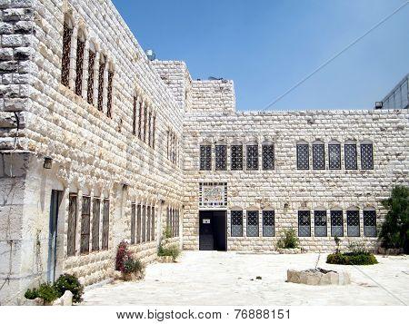 Jerusalem Building Of Jerusalem Stone 2010