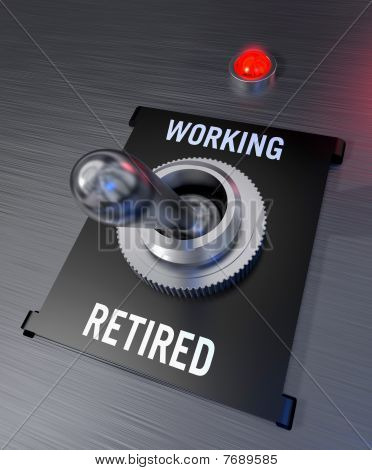 Working or retired