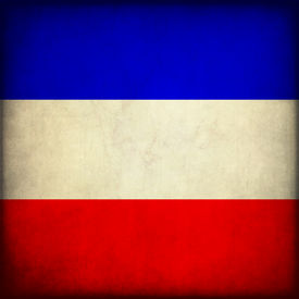 image of former yugoslavia  - Vintage style - JPG