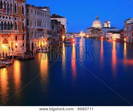 Santa Maria Della Salute  Grand Canal Vanice