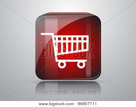 icon of shopping chart