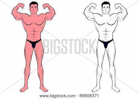 Man-body