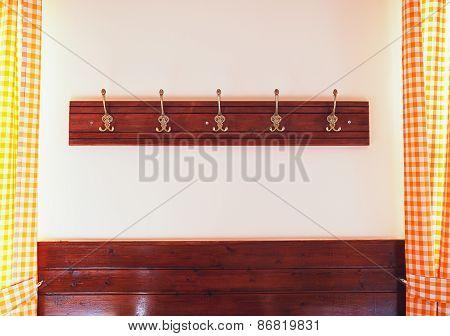 Wall Clothespins