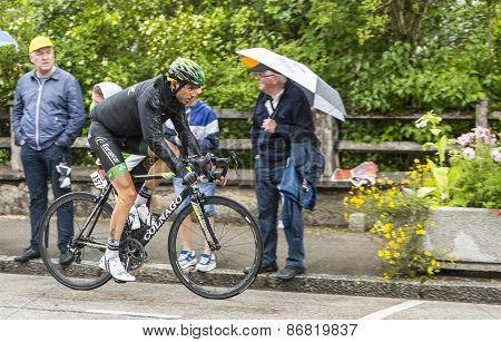 The Cyclist Perrig Quemeneur