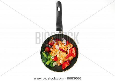 Chicken Brisket Slices