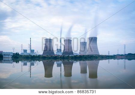 Power Plant In Riverside