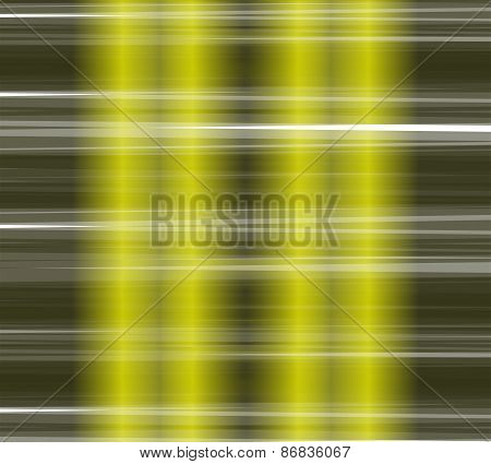 Green abstract background with stripe pattern, may use as high tech background or texture