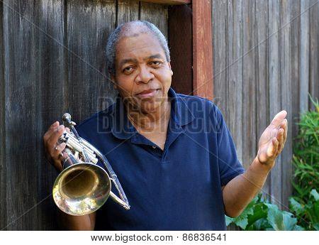 Jazz musician.